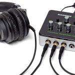headset amplifiers 4 channel